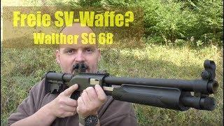 Walther SG68 - 16 Joule zur Selbstverteidigung?