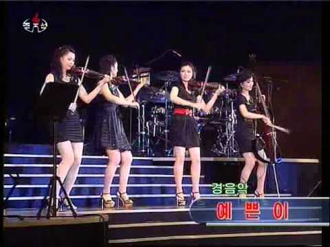 [Concert] Moranbong Band (July 28, 2012) {DPRK Music}