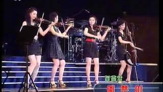 Repeat youtube video [Concert] Moranbong Band (July 28, 2012) {DPRK Music}