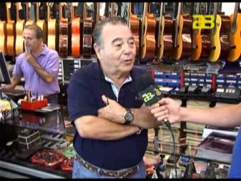 Almería Noticias Canal 28 - Luis Gázquez, donde comienza la pasión por la música