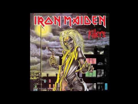 Iron Maiden  - Killers 1981 Full Album [Remastered]