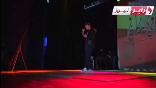 Passage De  Omar le Fugitif au Concert Khawa Fi Koul Mkén - Saida 2015