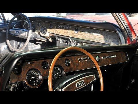 Dash Removal & Restoration - '68 Cougar XR-7