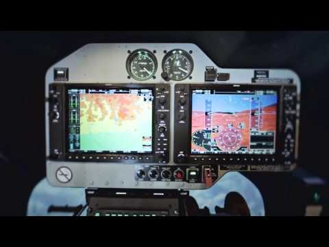 Bell 407GXP Helicopter Terrain Avoidance Warning System