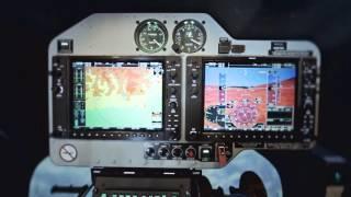 Bell 407GXP Helicopter Terrain Avoidance Warning System