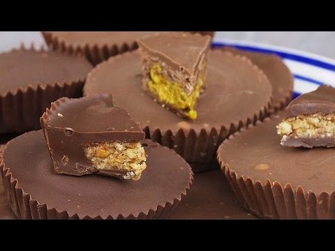 3 Homemade Nut Butter Cup Recipes
