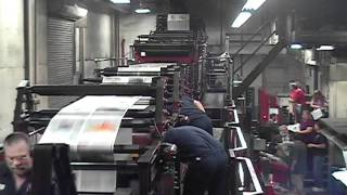 Video Final USA Today-Olympia press run condensed to less than 8 minutes. download MP3, 3GP, MP4, WEBM, AVI, FLV November 2017
