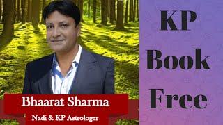 KP Horary E Book Free by Bharat Sharma