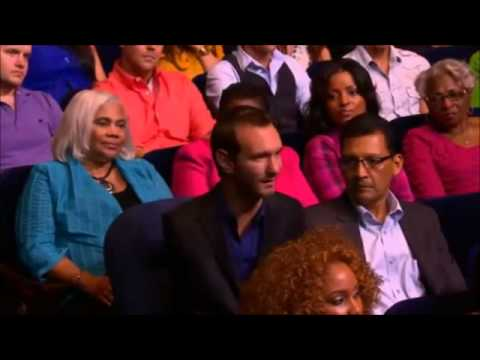 Nick Vujicic on Oprah