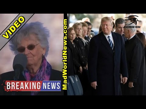 Audience Loses It After Billy Graham's Sister Shares What Trump Told Her Backstage