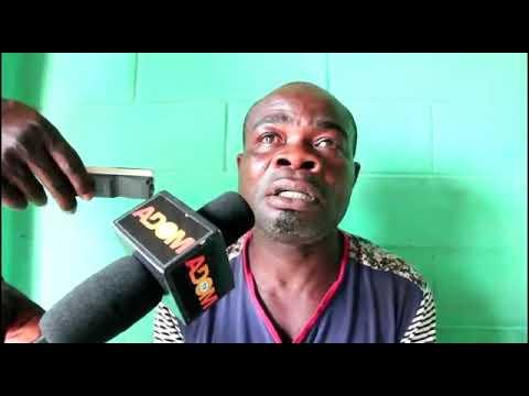 Fake Dr arrested at Assin-Fosu.