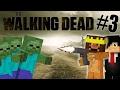 THE WALKING DEAD EN MINECRAFT 1 #3   LA GRAN MATANZA