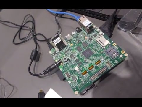 Freescale i.MX 6SoloX ARM Cortex-A9 with ARM Cortex-M4  and the Mentor Embedded Multicore Framework