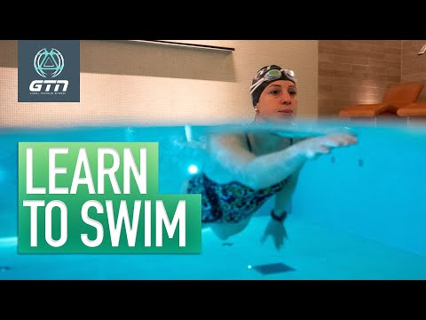 Learn To Swim | Swimming Confidence For Beginners