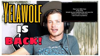 Ghetto Cowboy Is FINALLY here Yelawolf - Here I Am REACTION!!!