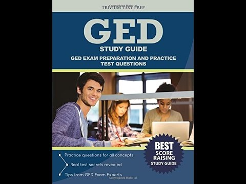 Preparing for the GED exam! Help...I have questions!?