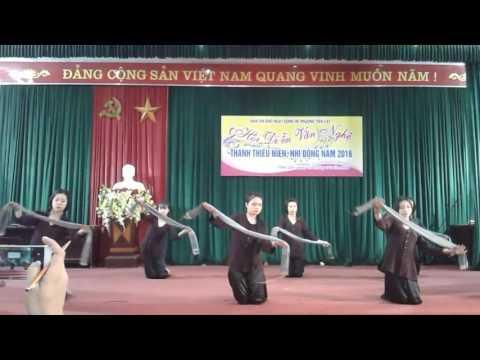 Múa biết ơn chị Võ Thị Sáu ( phố Tiền Phong )