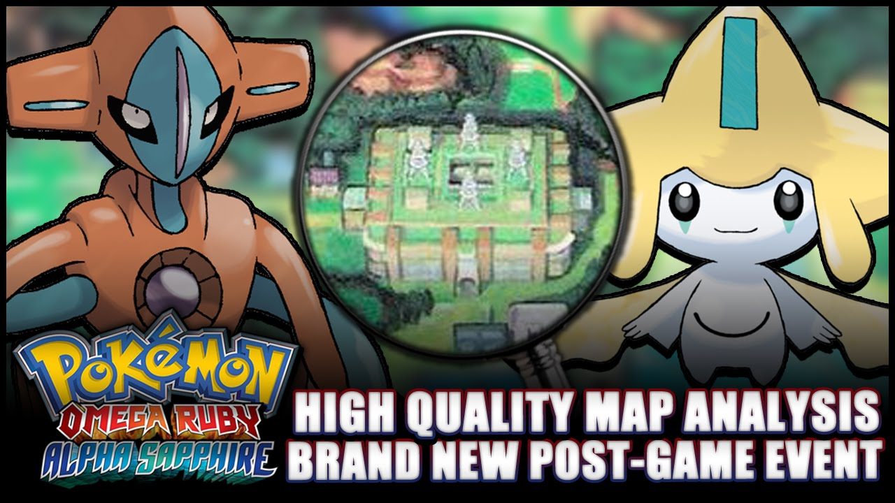 Pok 233 Mon Omega Ruby And Alpha Sapphire News Huge After