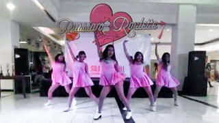 180920 Red Velvet 레드벨벳 - Zimzalabim + Russian Roulatte (짐살라빔…