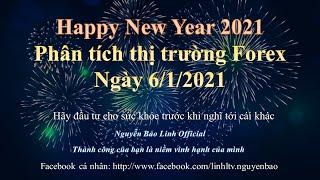 Phân tích thị trường Forex ngày 6/1/2021 - Nguyễn Bảo Linh Official
