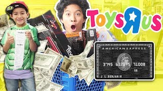 $5,000 Toys R Us Fan SHOPPING SPREE