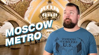 Russia: Tips, Tricks and Travel in the Moscow Metro