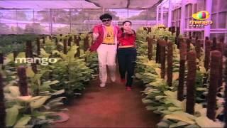 Manchi Donga Songs - Naa Rendu Kallaki Song - Chiranjeevi, Vijayashanti, Suhasini