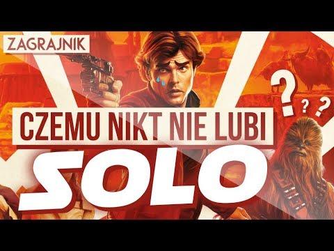Czemu NIKT NIE LUBI Solo?   Han Solo: Gwiezdne wojny (recenzja)