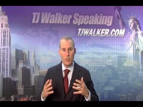 Viktor Yanukovich speaking style analysis by TJ Walker