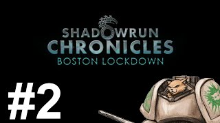 Shadowrun Chronicles Gameplay - Episode 2 - Wetwork