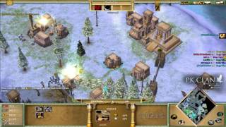 Baixar Age of Mythology: The Isis Strategy | No Military Units = WIN!