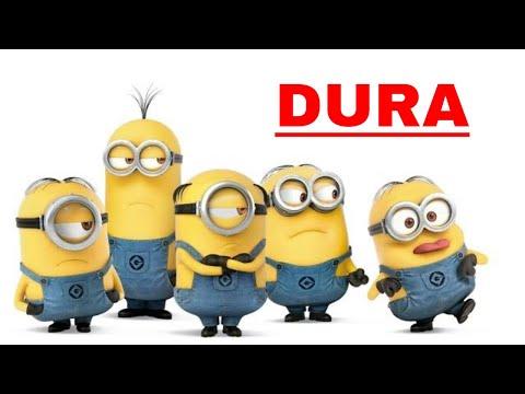 "Dura - Daddy Yankee New Song 2018   ""Dancing Minions"" HD"