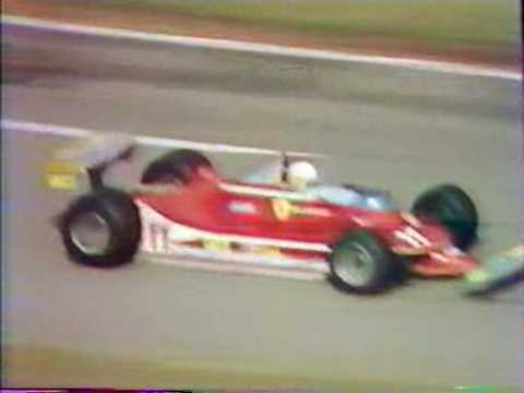 Formula 1 1979 Season, Round 3. South African G.P. - Kyalami - victory by G.Villeneuve. Part 2/3
