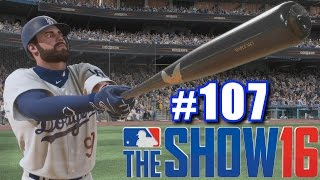 PIAZZA SHOT! | MLB The Show 16 | Road to the Show #107