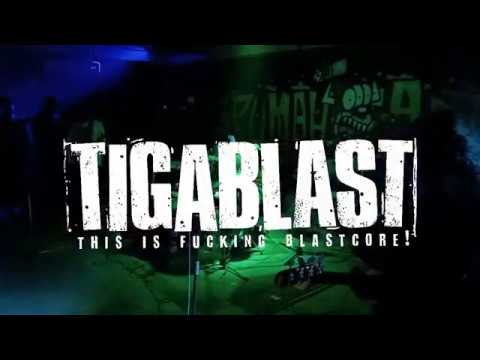 TIGABLAST - First Show (DEMO 2019) Release live at CHAOS in RUMAH API