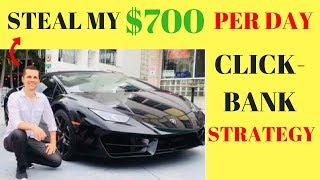 Clickbank Tutorial For Beginners | HOW I MAKE [$700 IN 1 DAY] With Clickbank