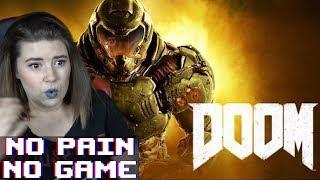 DOOM   No Pain No Game (Hot Sauce Challenge)
