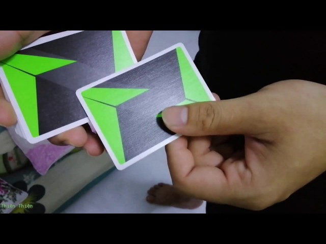[Z Channel] | [ Ảo Thuật ] Card changed!?