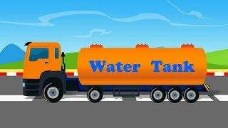 Uses Of Truck | Water Tanker | vide...
