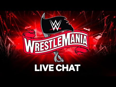 WrestleMania Live Chat With The Aftermath Crew!