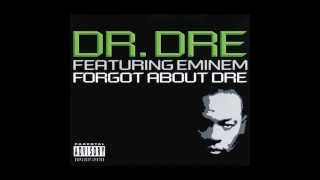 Dr. Dre ft. Eminem - Forgot About Dre - Instrumental [HQ]