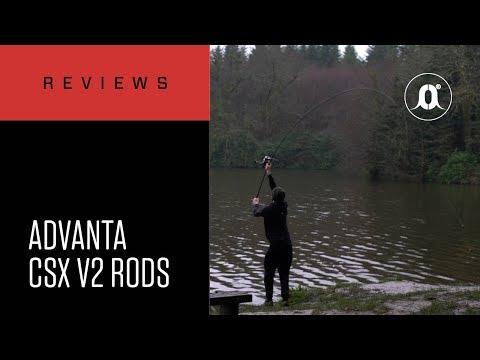 CARPologyTV - Advanta CSX Carp Rods Review
