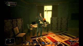Deus Ex: Human Revolution - How to get the silencer