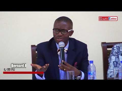 We are not running a smart country - Bernard Avle