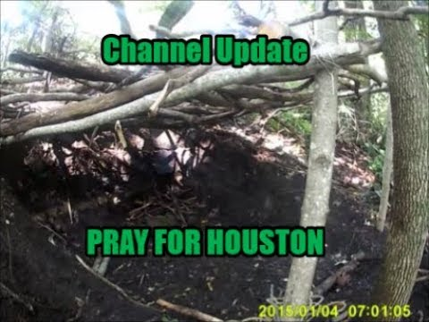 Channel Update! Pray for Houston