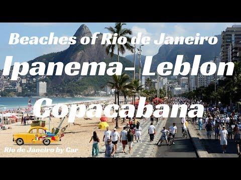 🌄 Rio de Janeiro   Amazing beaches of Ipanema - Leblon - Copacabana   #4