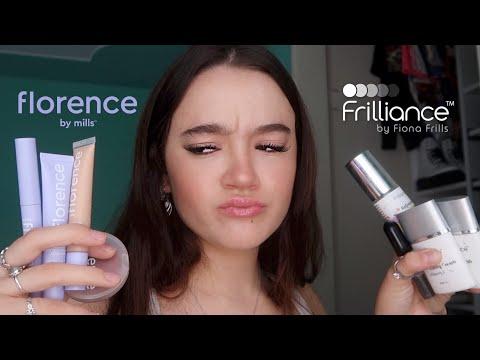 Frilliance vs Florence Teen Everyday Makeup Tutorial ... FionaFrills Vlogs thumbnail