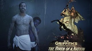 "D.W. Griffith's 1915 classic ""The Birth of a Nation"", which documen..."