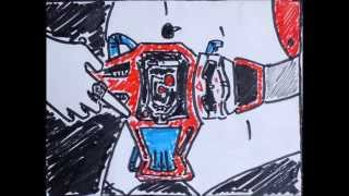 baron henshin 仮面ライダーバロン  レモンエナジーアームズ - (drawing ver.)