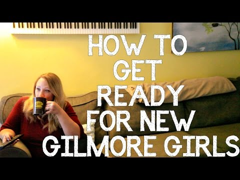 HOW TO WATCH GILMORE GIRLS